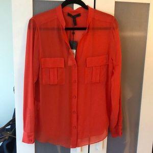 BCBG Maxazria blouse (NWT)